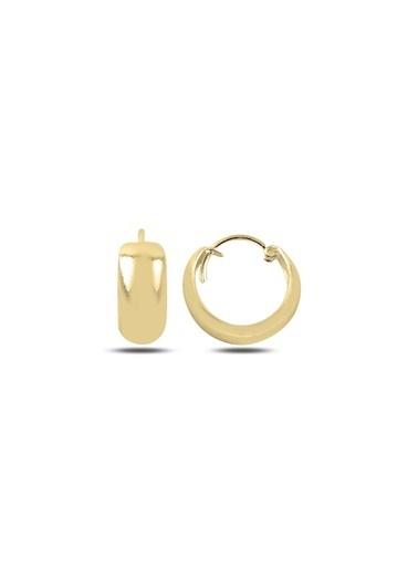 Zuk Collection Küpe Altın